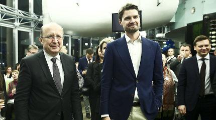A.Kubilius ir M.Majauskas nedalyvaus finansų krizės tyrime