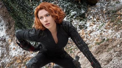 Scarlett Johansson – daugiausiai 2018-aisiais uždirbusi aktorė: kas dar pateko į dešimtuką?