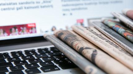 V.Žukienė: spaudos rėmimo fondo finansavimas turi būti peržiūrėtas