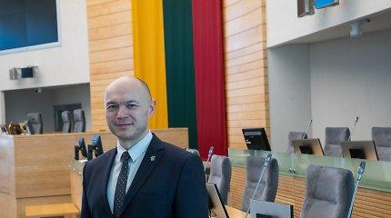 Eugenijus Sabutis: Kodėl Aplinkos ministras ir Seimo Aplinkos apsaugos komiteto pirmininkė tyliai bando pakeisti tvarką dėl vidaus sandorių?