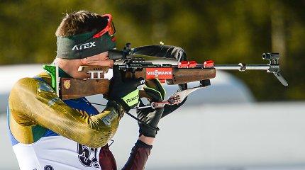 Vytautui Stroliai iki Europos čempionato medalio tetrūko 0,8 sekundės