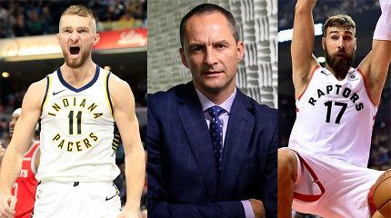 Artėjančio NBA sezono reitingas: lietuviškojo trio džiaugsmas ir graiko sužvėrėjimas