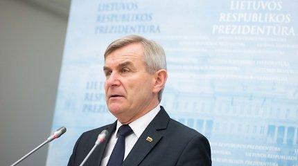 V.Pranckietis išvyksta į Viduržemio jūros regiono parlamentų pirmininkų susitikimą