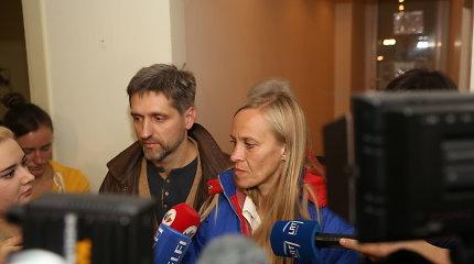 """Viltį apkabinti savo vaikus atgavusi Eglė Kručinskienė: """"Su viskuo sutikome"""""""