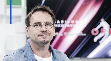 M.Mikutavičius: liūdna tiesa, bet daugelis gyvenime nepaliks jokio pėdsako ir niekas mūsų nepasiges