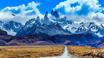 Argentinos spalvos: nuo masyvaus ledyno iki ugningojo tango