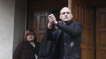 Rusijos opozicijos veikėjas Sergejus Udalcovas paskelbė bado streiką
