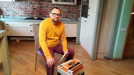 Mirė vos 44-erių avalynės dizaineris Žanas Maslauskas