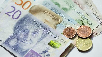 Švediją neramina aukštos bankų maržos būsto paskoloms – 1,44 proc.