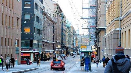 Norite pasijusti plepiais – atvykite į Helsinkį
