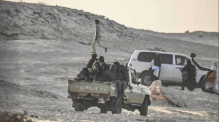 JT nekeičia pozicijos dėl Vakarų Sacharos, JAV pripažinus Maroko suverenitetą