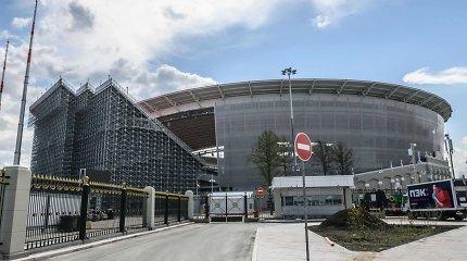 Jekaterinburgas ir skandalingas jo stadionas: pasaulis juokiasi, bet ar verta?