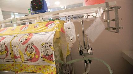 Vilniuje gelbėjamas komos būklės kūdikis, galbūt smurtavęs tėvas gydėsi nuo priklausomybių