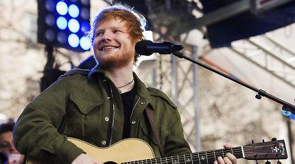 """Dėl E.Sheerano koncerto """"vakarėlis"""" Rygos viešbučiuose: nakvynė svečių namuose pabrango 10 kartų"""