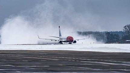 Žiemos sezono naujienos Lietuvos oro uostų padangėje: seniai pamėgtos ir naujos kryptys