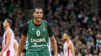 Brandonas Daviesas – antras labiausiai puolime patobulėjęs Eurolygos krepšininkas