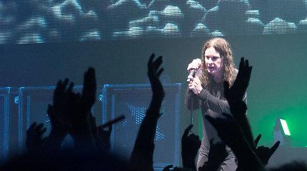 """Su """"Black Sabbath"""" ir Ozzy Osbourne'u Rygoje atsisveikino ir metalo gerbėjai iš Lietuvos"""
