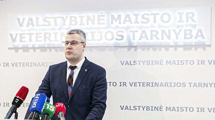 """Valstybinė maisto ir veterinarijos tarnyba skelbia neplaninio patikrinimo """"Maxima"""" ir """"Biovela"""" įmonėse tyrimo rezultatus"""
