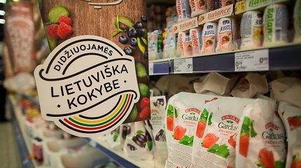 Vietinė produkcija pirkėjams Lietuvoje – arčiau širdies