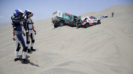 Paskutinis Dakaro etapas: diena, kai pralošti galima daugiau nei laimėti