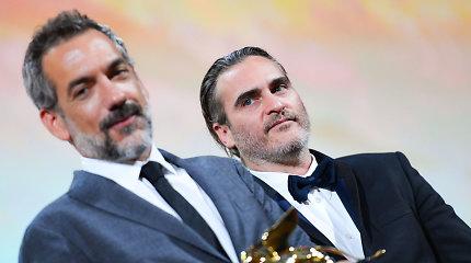 """76-ajame Venecijos kino festivalyje nugalėjo T.Phillipso filmas """"Džokeris"""""""