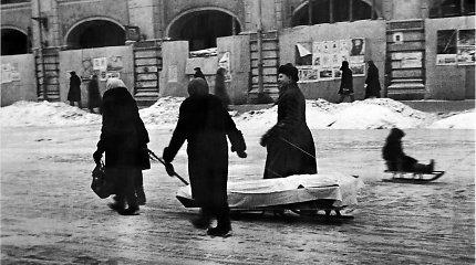Išcenzūruota tiesa apie Leningrado blokadą: neleista atskleisti net tikslaus žuvusiųjų skaičiaus