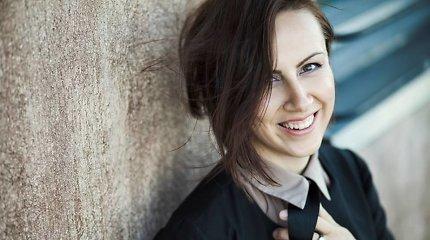 """Latvių rašytoja Zane Zusta: """"Jeigu jauti pašaukimą rašyti, tiesiog privalai tai daryti"""""""