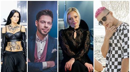 """Aiškėja pirmieji nacionalinės """"Eurovizijos"""" atrankos vardai: J.Brūzga ruošia įspūdingą šou"""
