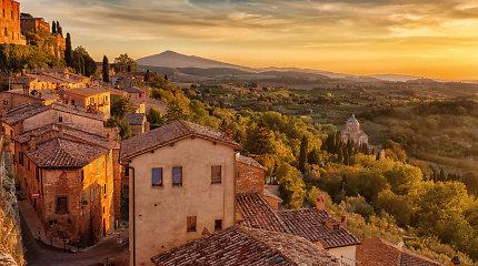 Montepulčianas – Toskanos Renesanso perlas