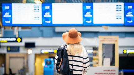 Lietuvos gyventojai skrydžius planuoja jau šiai vasarai