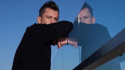 """Po žinios apie """"Naktinių personų"""" iširimą Alanas Chošnau pristato naują singlą """"Tu gali arba ne"""""""