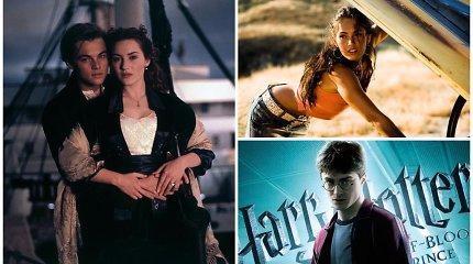 Kai darbo rezultatas nedžiugina: Holivudo aktoriai apie nemėgstamiausius savo vaidmenis