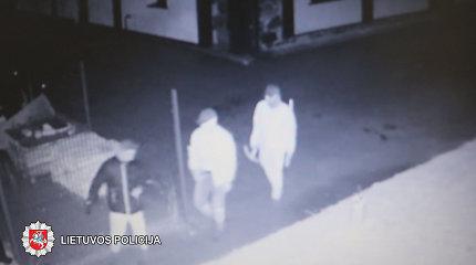 Lietuvoje seifus plėšę makedoniečiai ir albanai – jau Panevėžio apskrities VPK areštinėje
