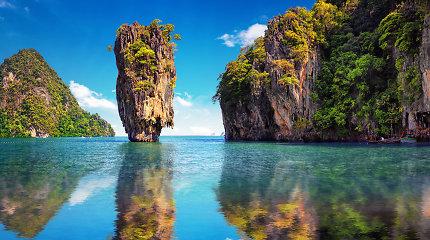 45 priežastys atostogauti Tailande