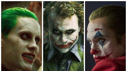 Fiziškai ir psichologiškai sekinantys būdai, kaip aktoriai ruošėsi Džokerio vaidmeniui