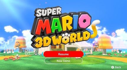 """Santechnikas iš Italijos, kurį įsimylėjo visas pasaulis: žaidimo """"Super Mario 3D World + Bowser's Fury"""" apžvalga"""