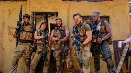 """Ko Megan Fox nustojo bijoti savo naujausiame veiksmo filme """"Maištininkė""""?"""