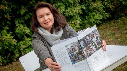 """R.Ničajienė apie naująją knygą: """"Apie sveikus skanumynus nekalbu, apie maistingus – taip"""""""