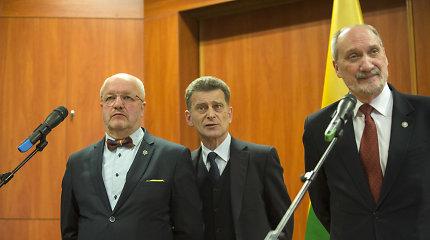 J.Olekas: bendra brigada – žingsnis, padėsiantis Ukrainai stabdyti agresiją šalies pietryčiuose