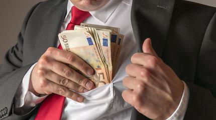V.Šapoka: sprendimas dėl šešėlinės ekonomikos mažinimo komisijos
