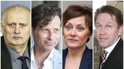 """Valstybei – """"MG Baltic"""" ir R.Jancevičiaus, D.Mockaus, Z.Sarakienės ir R.Raulynaičio ieškiniai"""