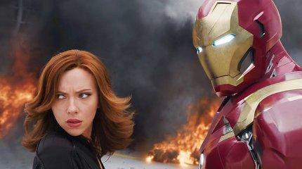 """R.Downey jaunesnysis paaiškino, kaip """"Geležinis žmogus"""" galėtų sugrįžti į """"Marvel"""" kino visatą"""