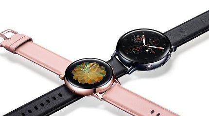 "Pristatytas ""Galaxy Watch Active2"" su elektronine SIM kortele"