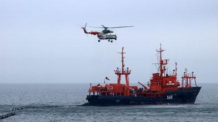 Baltijos jūroje pastebėta teršalų dėmė – išsiųstos pajėgos