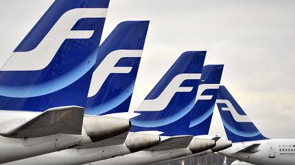 """""""Finnair"""" nuo lapkričio mėnesio pasiūlys skrydžius į Pekino Daksingo tarptautinį oro uostą"""