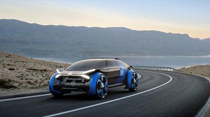 Kaip gimsta šiuolaikinių elektromobilių dizainas ir kas yra MAYA principas?