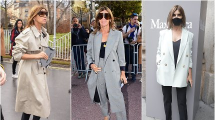 6 aprangos dalykai, kuriuos savo spintoje turi 50-metį perkopusios prancūzės