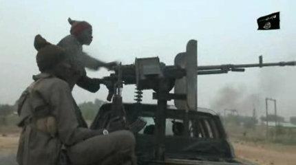 """Žuvusiųjų skaičius Nigerijoje per """"Boko Haram"""" išpuolį išaugo iki 65-ių"""