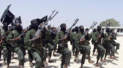"""Per JAV antskrydį Somalyje nukauti 4 """"al Shabab"""" ekstremistai"""