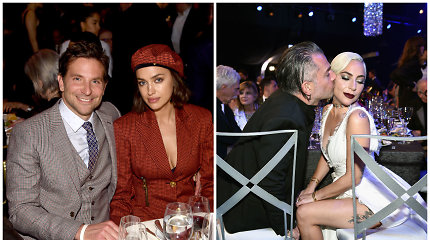 Meilės keturkampis? Buvęs Lady Gagos sužadėtinis instragrame rodo dėmesį seksualiajai Irinai Shayk